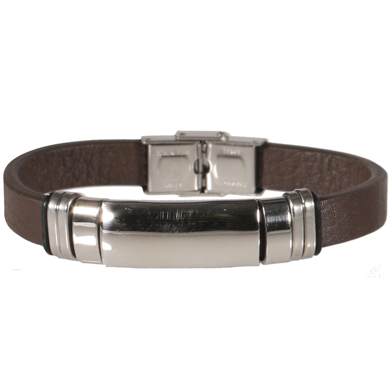bracelet cuir adolescent