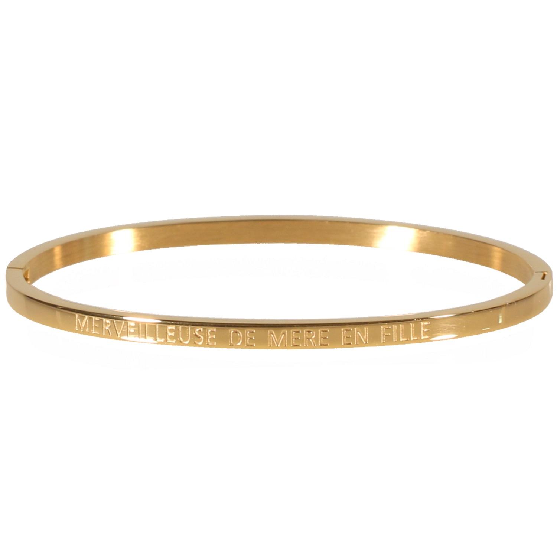 vente la moins chère gamme de couleurs exceptionnelle magasin en ligne Bracelet Acier