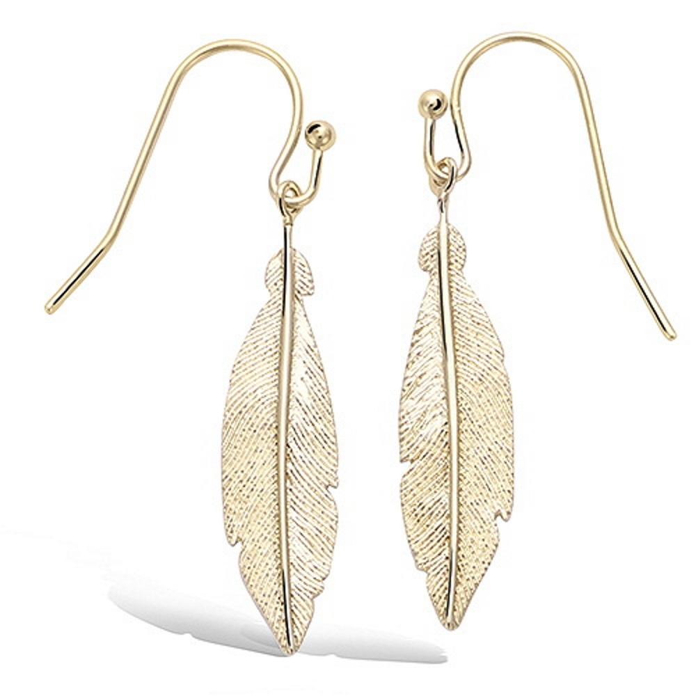 boucle d'oreille femme pendante or